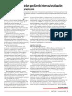 Internacionalización de Las PYMES