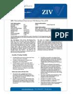 ZIV Fact Sheet