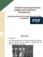 Cómo Constituir Equipos de Trabajo Motivados y.pdf Alejandro Castañon