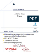 Privacy-Data Protection Enforcement