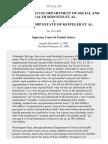 Washington State Dept. of Social and Health Servs. v. Guardianship Estate of Keffeler, 537 U.S. 371 (2003)