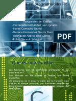 Funciones en Programacion Pic CSS
