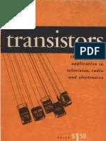 Transistors - Louis E. Garner Jr. - 1954