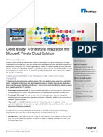 Cloudready Architecturalintegrationintoflexpodwithmsftprivatecloud 140620144628 Phpapp02