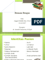 PPT Demam dengue