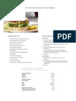 Hamburguesa de Pechuga de Pavo Con Amaranto y Chícharos _ Recetas _ Al Natural