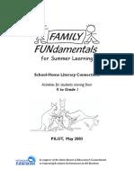 Kindergarten Literacy Activities 66523 7