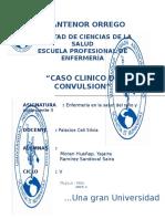 Caso Clinico Crisis Convulsiva