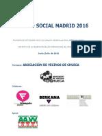 Proyecto Orgullo Chueca 2016