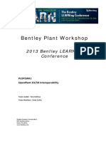Open Plant Modeler and PID 2D-3D Interoperability