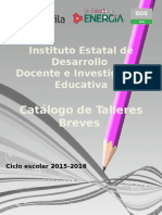 Talleres Breves Disponibles