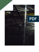 UG Lighting Thread Rod Corrosion