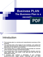 Business PLAN Unit 3
