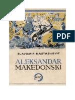 Slavomir Nastasijevic - Aleksandar Makedonski