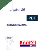 Kingfish 25 - English