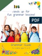 Grammar Guide 2013