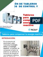 Tablero Para Compensar Energía Reactiva