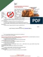 Măsuri de Apărare Împotriva Incendiilor La Camparea În Zonele Împadurite 1
