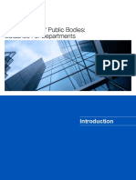 Classification of Public Bodies Guidance for Departments