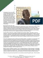 West Africa Eco Village Tour - Letter 4