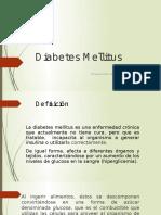 Diabetes Mellitus FINAL