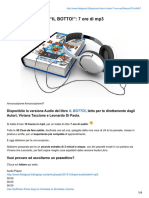 Pronto LAudio-Libro IL BOTTO 7 Ore Di Mp3