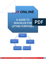 Guide for Lifting Purpose