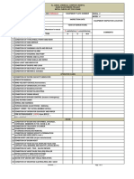 Equipment-Initial and Monthly Checklist-updated 21st Jun 2015