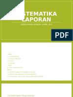 SISTEMATIKA-LAPORAN1