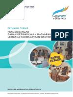 Petunjuk Teknis Pengembangan Lkm