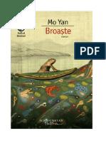 Mo Yan - Broaște (1)