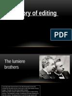 1 5 history of editing