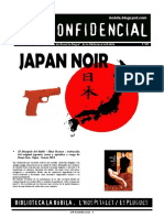 L'H Confidencial 107. Japan Noir