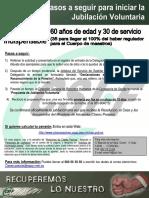 Guía Jubilación Voluntaria 2013-14