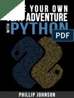 Pythontextadventure Sample