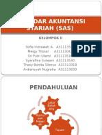 Standar Akuntansi Syariah (SAS)