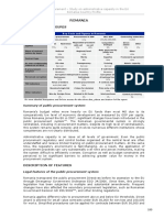 Achizitii publice Studiu al Comisiei Europene - Romania
