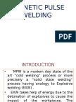 Magnetic Pulse Welding