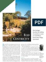 Ecocentricity