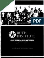 Ruth Institute Strategic Plan