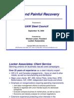UAW Steel Council Presentation