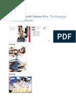 Suzumiya Haruhi Volume 5 - The Rampage of Suzumiya Haruhi