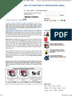 Harga Pompa Air Mesin Honda Terbaru April 2016_informasi Terbaru Seputar Pompa Air