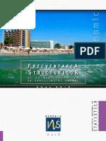 Frecventarea structurilor de primire turistica cu functiuni decazare 2015