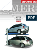 Omer BIPARK 26 Hydr Car Park