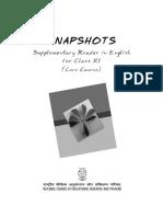 NCERT Class 11 English Part 3