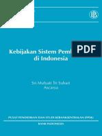 8. Kebijakan Sistem Pembayaran Di Indonesia