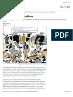 El Roto entre escombros | Cultura | EL PAÍS