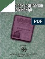 CARTILLA DE CLASIFICACION DOCUMENTAL.pdf