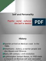 Indigenous Psychology on Self